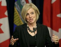 Postmedia file photo Alberta Premier Rachel Notley and her NDP government are encouraging more women to run for municipal office during election season this fall. Although 2017 has seen a spike in political involvement by women, however, there is still a quarter of the province who have no elected female representatives.