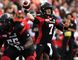 Redblacks quarterback Trevor Harris (7) throws the ball against the Stampeders during first quarter CFL action in Ottawa on Friday, June 23, 2017. (THE CANADIAN PRESS/Justin Tang)