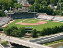 Currently home to the London Majors, Labatt Park is the oldest continuously operated ballpark in the world. (London Free Press file photo)