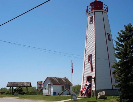 The Port Burwell Marine Museum and Historic Lighthouse is one of nine locations on the East Elgin Doors Open dossier Sept. 16. Port Stanley, Sparta, St. Thomas and Malahide Twp. are not participating in this year's province-wide heritage celebration. (Contributed)