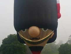 PHOTO COURTESY OF JAMIE KINGHORN. The 2017 Heritage Inn International Balloon Festival will offer many different balloons, one of which is this English guard.