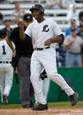 London Majors mainstay Cleveland Brownlee. (File photo)