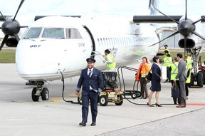 porter airlines north bay