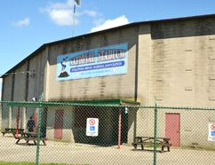 At their council meeting Monday, Stratford councillors agreed to have staff work with local minor sports organizations to draft a comprehensive overview of National Stadium to identify and potentially address issues with the facility. (Galen Simmons/The Beacon Herald/Postmedia Network)