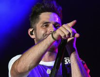 Thomas Rhett will headline the Saturday show of the two-day Trackside Music Festival at Western Fair. (Rick Diamond/Getty Images)