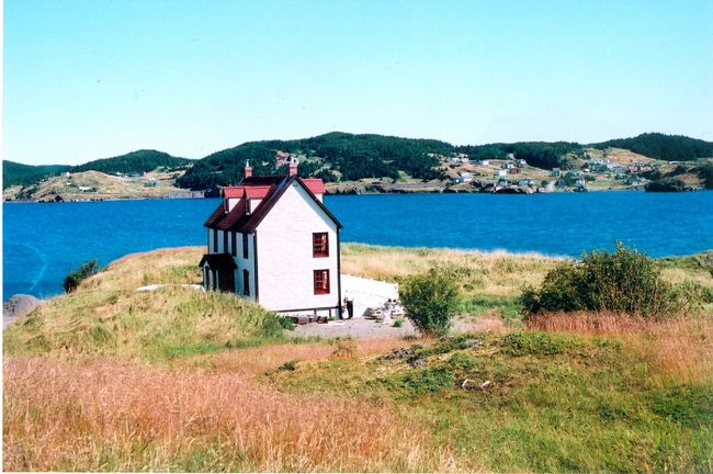 """Newfoundland, our newest province, might be our most diverse. It's much more than a """"rock"""" and even has special linguistics. (Barbara Taylor/The London Free Press)"""
