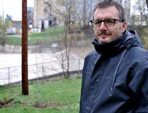 London poet laureate Tom Cull will be leading tours along the Thames River during Museum London's outdoor walking tour series this summer. (File photo)