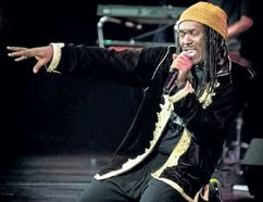 Multi-Juno nominee Lazo brings his Zouk-infused reggae for his 22nd consecutive appearance at Sunfest Thursday through Sunday at Victoria Park. (Carey Langsner, Special to Postmedia News)