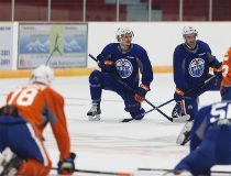 Oilers prospects camp