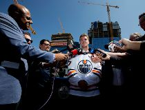McDavid signs new contract