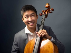 Ottawa-raised Bryan Cheng will receive a $25,000 prize when he plays the NAC on July 22 with the National Youth Orchestra of Canada.