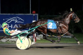 Huntsville couldn't top Fear The Dragon last month, but will get another chance tomorrow at the Meadowlands Pace. New Image Media