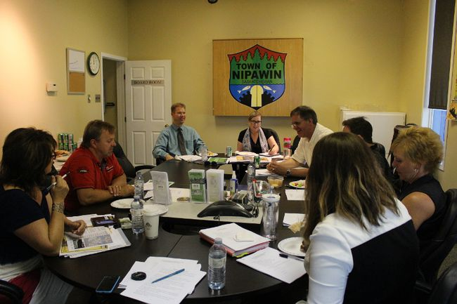 The Nipawin Business Improvement District held it's AGM on July 12.