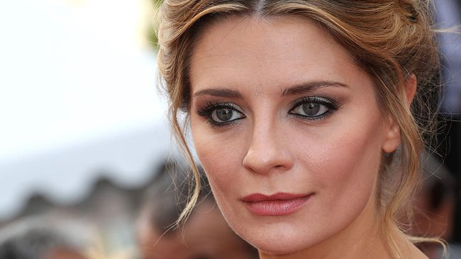 "This file photo taken on May 16, 2016 shows British-U.S. actress Mischa Barton arriving for the screening of the film ""Loving"" at the 69th Cannes Film Festival in Cannes, southern France. (VALERY HACHE/AFP/Getty Images)"