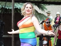 Fierte Sudbury Pride marked 20 years of Pride festivals in 2017. This year's Pride Week festivities take place July 9-15 at venues across the city. Learn more at sudburypride.com. (Ben Leeson/The Sudbury Star)