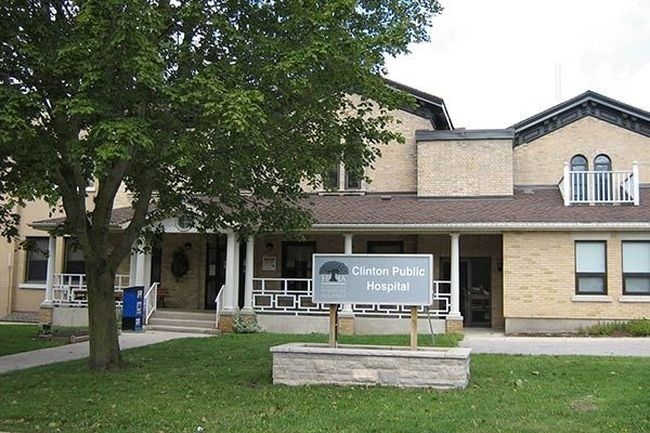 MPP Liz Sandals announced Hospital Infrastructure Renewal Program funding for the region, in Stratford last Thursday. The Clinton Public Hospital (pictured) will receive $296,798 from those funds for upgrades and improvements.