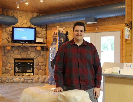 Jeremy Kelso is the new Marketing Intern at the Polar Bear Habitat and Heritage Village. He is currently learning the ropes and planning an upcoming event for the facility.