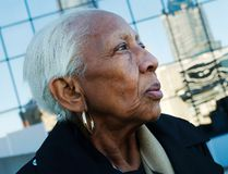 In this Jan. 11, 2016 file photo, Doris Payne poses for a photo in Atlanta. (AP Photo/John Bazemore, File)