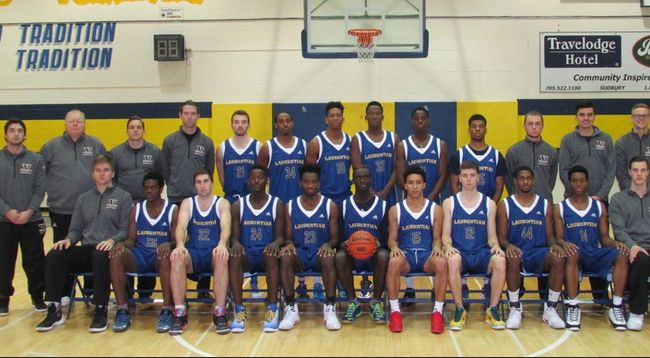 The Laurentian Voyageurs men's basketball team will get an early jump on the season with a four-game exhibition run through the United States starting Aug. 4. Supplied photo