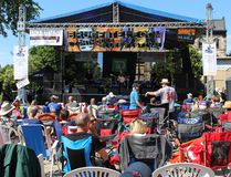The 2017 Lighthouse Blues Festival had the best year yet from Friday July 14 to Sunday July 16, 2017. Big Blues acts rolled in to Kincardine hitting the main stage Friday night to get the festival underway and Saturday was host to all day events and live entertainment in downtown Kincardine. Saturday showed the true colours of the festival show casing everything the festival offers from a Children Zone to four different performance stages all set through Queen Street.