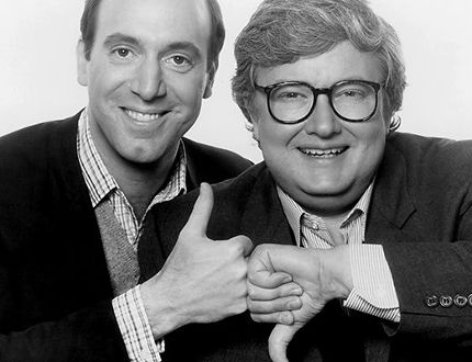 Gene Siskel and Roger Ebert were famous for their thumbs up thumbs down film reviews. Shaun Proulx says there's a lot of power in saying no, like Evert does here.