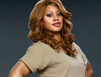 Orange is the New Black star Laverne Cox on Trump, Montreal and staying grounded. NETFLIX