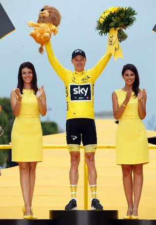 Froome wins most challenging Tour de France yet | The London Free Press