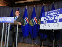 United Conservative Party vote