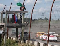 Brad Wall Memorial Race at the ALH Motor Speedway