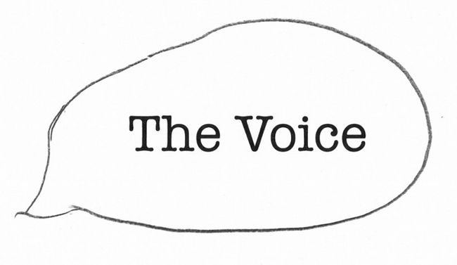 It turns out that little voices in our heads, writes columnist Kimberlee Taplay, are little for a reason; the quieter the voice, the more carefully we work to give it the attention it deserves.