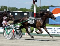 Harness racing's winningest driver John Campbell will end his 45-year career Sunday in Clinton. (File photo)
