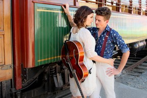 Photo supplied. Soap Box Duo is set for a busy summer and fall that includes an eastern Canadian tour and a trip to Nashville, Tenn. next month.