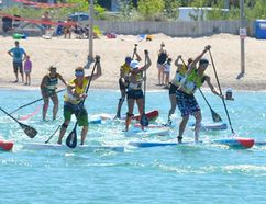 The Great Lakes Paddle Games sponsored by Westshore Clothing Shop Kincardine will bring in some of Ontarios fastest races on Saturday August 5, 2017. The games get underway at 12pm with live entertainment by Andrew B. Parkhouse and some pure summer fun on the lake. The event will be at Station Beach Kincardine and you will see National champion paddle boarders in action.