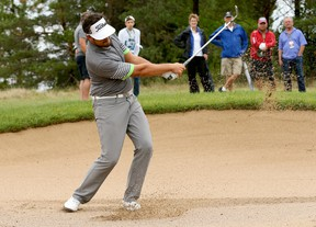 Last year's final round of the National Capital Open to Support Our Troops. (Julie Oliver/Postmedia)
