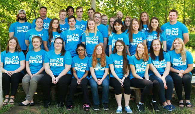 "<p>The Invading Species Awareness Program has 30 summer students, the ""Hit Squad,"" working in the province to educate the public about invasive species and how they can help to fix the problem. </p><p>
