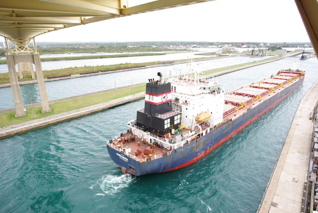 Soo Locks (Sault Star File Photo)