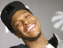 Kyle Lowry laughing