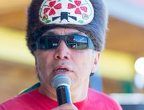 Long Plain First Nation Chief Dennis Meeches was reelected in the 2018 Long Plain First Nation General Election. (File photo)