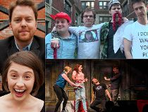 Improv performances coming to town