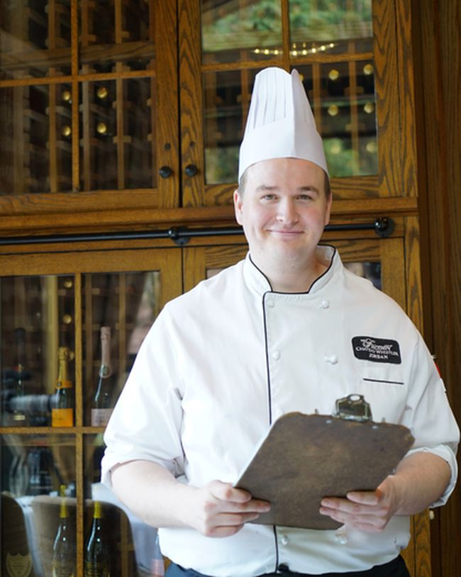 Loyalist College photo Loyalist College brings focus to the success of graduates, such as Jordan Hickey, Chef de Partie at the Fairmont Chateau Whistler, living coast-to-coast.