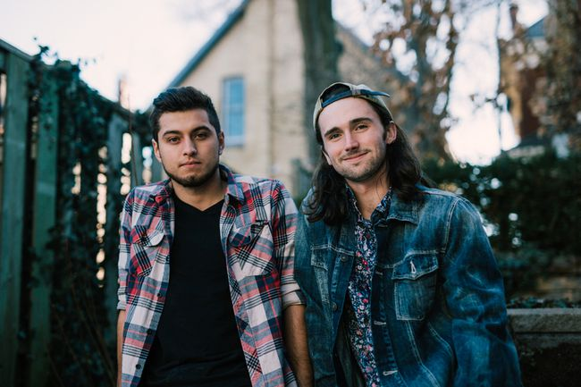 John Muirhead and Jesse Bydevate have a good friendship a good musical chemistry as members of Bare Sierra, a roots-rock duo from Halton Hills, Ont.