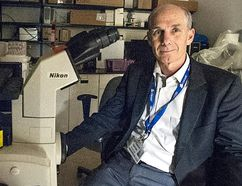 Dr. Stephen Vanner, who is a KGHRI clinician scientist, is helping to lead Canada's largest study of bowel disease, which will also benefit from the W.J. Henderson Centre. (Whig-Standard file photo)