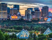PHOTO SUPPLIED Neil Zeller PHOTO SUPPLIED Neil Zeller A Google search for Edmonton now brings up this image of the downtown skyline at dusk by Albertan photographer Neil Zeller. Previously, it showed the defunct Rossdale Power Plant. City of Edmonton officials reached out to Google after the Examiner shed light on the image.