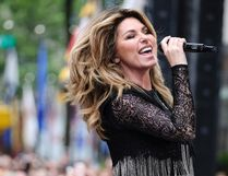 Shania Twain will play the Budweiser Gardens July 3 and 4. (Charles Sykes/AP/Invision)