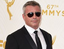 Matt LeBlanc attends the 67th Emmy Awards, Sept. 20, 2015 at the Microsoft Theatre in downtown Los Angeles. (MARK RALSTON/AFP/Getty Images)