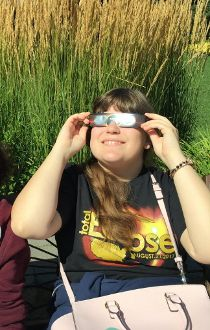 Eclipse at the Zoo