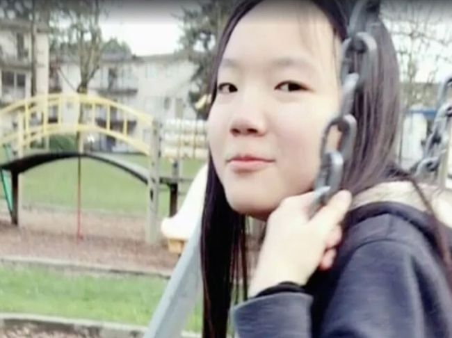 Undated image of Marrisa Shen taken from a Facebook tribute video posted after the teen's death. (Screengrab/Facebook)