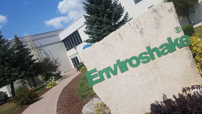 The Chatham headquarters of Enviroshake Canada where just under 50 employees were told on Thursday and Friday that the facility will close at the end of this year. (Jeremiah Rodriguez/The Daily News)