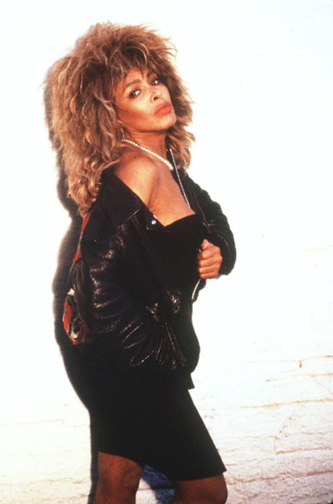 What 1980s playlist is complete without sexy songbird Tina Turner? POSTMEDIA