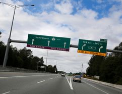 Tolls on bridges is smart, but unpopular, policy for governments, argues Steve Burgess. (Tom Braid/Postmedia Network/Files)